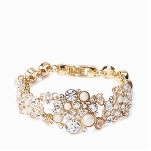 """KATE SPADE ♠️ """"Pick A Pearl"""" Bracelet!"""
